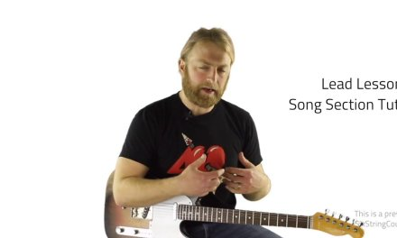 Feathered Indians Guitar Lesson and Tutorial – Tyler Childers