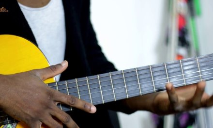 ONLY YOU – Ric Hassani  |  Guitar Tutorial  |  Or how to play ZOUK on the Guitar?