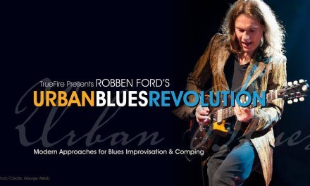 Urban Blues Revolution – Intro – Robben Ford