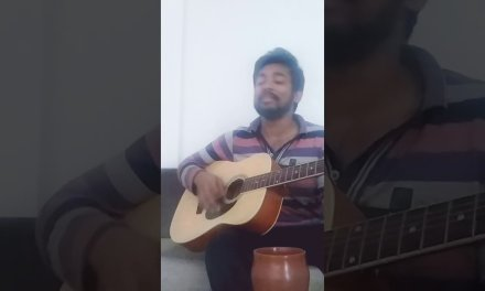 Easy Romantic Hindi Song on Guitar – lesson || 3 chords ||