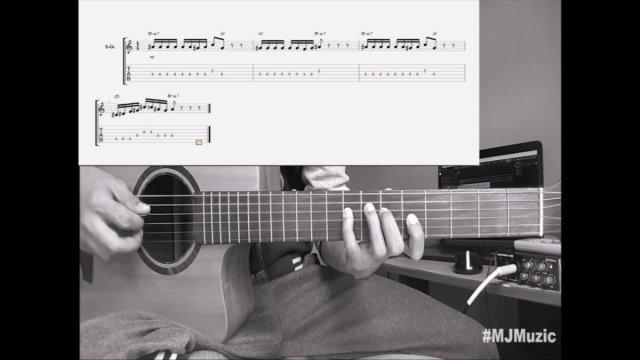 The Way I Am (Charlie Puth) || Guitar Chords Tutorial – MJ || | The Glog
