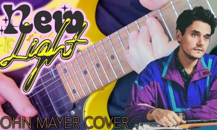 New Light Guitar Cover – John Mayer | Darryl Syms Cover