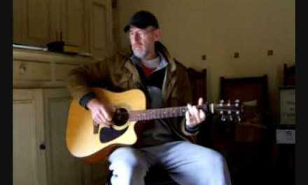 Blues guitar – Cocaine Blues – Rev Gary Davis cover