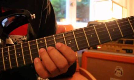 Anuprastha | Din | Guitar lesson