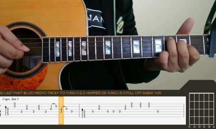 Ben&Ben – Kathang Isip Guitar Tutorial [INTRO, CHORDS AND STRUMMING + TABS]