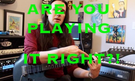 That dang Metallica Disposable Heroes bridge riff lesson! Weekend Wankshop 179