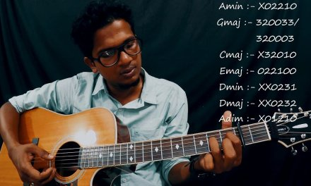 How To Play Ennulle Ennulle Chords | Part-3 | Beginner | Valli | Cover | Ilayaraja | Isaac Thayil |