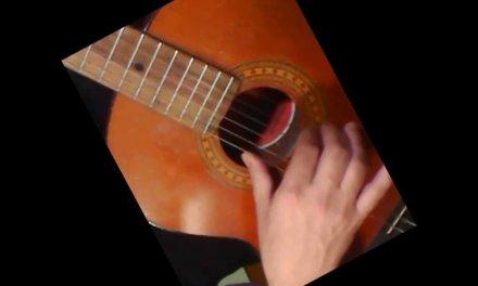 Dos Gardenias (classical guitar cover)