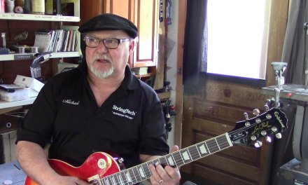 Intonation check …. for your Les Paul