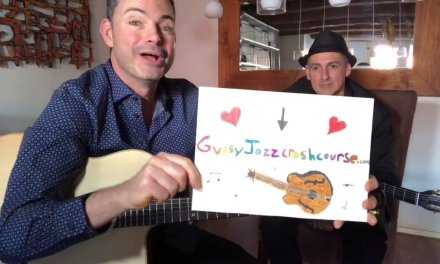 Licks To Play 'Outside' The Chord Changes  (LIVE – replay here) – Gypsy Jazz Guitar Secrets Lesson