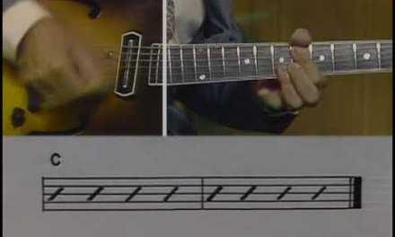 Barney Kessel Jazz Guitar Improvisation: Lesson 10 – The Blues – Practice Track