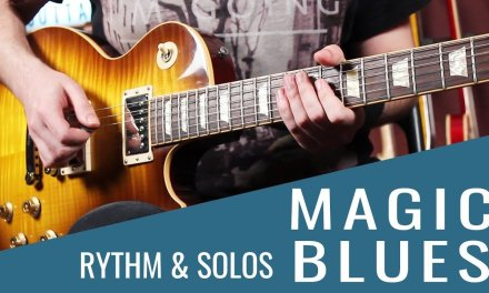 Magic Blues – Acordes y Solos con Magia + TABS