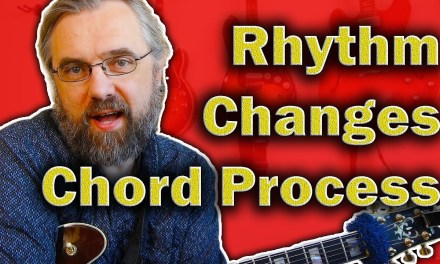 Rhythm Changes Chords – Hidden in the Easy Chords