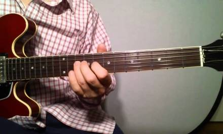 Guitar Lesson – Don't Take Me Alive (Steely Dan) Note for Note