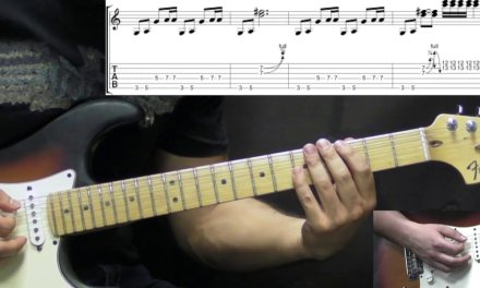Jimi Hendrix – Gypsy Eyes (Part 1) – Rock Guitar Lesson (w/Tabs)