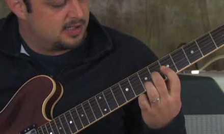 Guitar Lesson: Blues Riffs – Lead Guitar – Rhythm – Improvisation