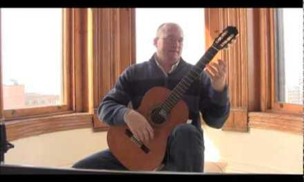 Classical Guitar Techniques Part Two