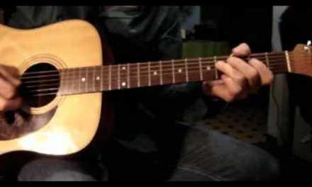 Led Zeppelin II – Thank You solo