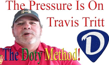 Travis Tritt-The Pressure Is On-Guitar Lesson-Tutorial