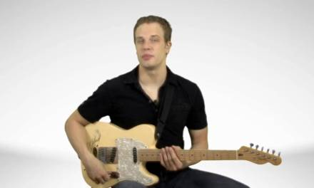 How To Tell What Guitar Chords Are In A Key – Guitar Lesson