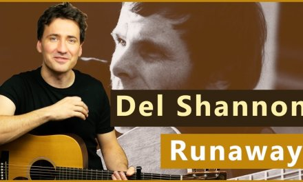 How To Play Runaway   Del Shannon