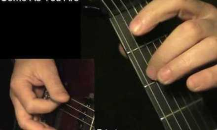 Come As You Are, Nirvana – guitar lesson & TAB! learn to play classic rock metal riffs