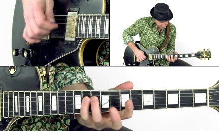 30 Cutting-Edge Blues Licks: #18 Bona Massa – Guitar Lesson – Jay-P