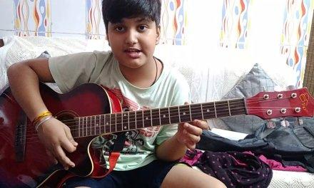 Gratitude guitar lesson…..hindi