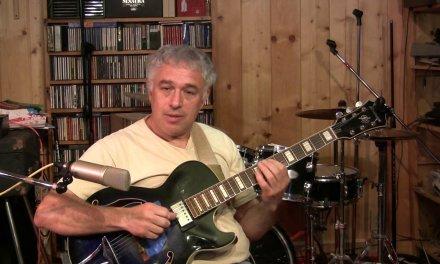 Fingerstyle Guitar Lesson, The Fez, Steely Dan, by Jake Reichbart
