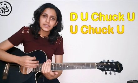 Ek Pyar Ka Nagma Hai Guitar Lesson | Simple Guitar Lesson |