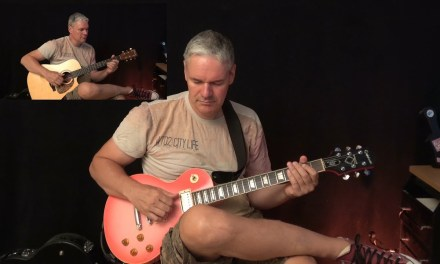 Blues Duo ( Gone Shooting ) – Guitar Lesson