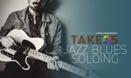 Take 5: Jazz Blues Soloing – Intro – David Hamburger
