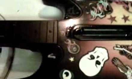 Guitar hero x box 360 Guitar fix sticking buttons and all older guitars like new jdog fix