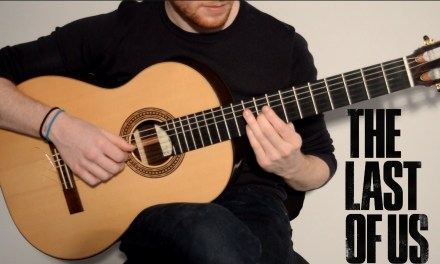 How to play: The Last of Us Main Theme – Guitar Tutorial by CallumMcGaw