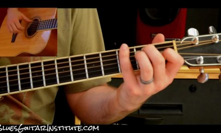 Lesson 006 |  Intro to Fingerstyle Acoustic Blues