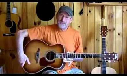 Bottleneck Guitar Lesson