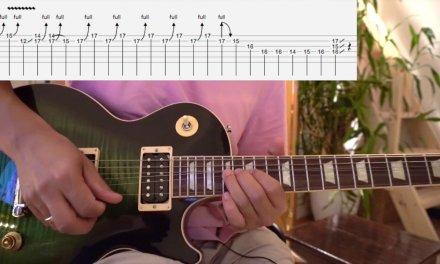 Hey mori Kali na gori | Guitar Lesson | Axis Band with tabs