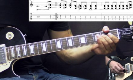 Alice In Chains – Bleed The Freak (Rhythm) – Alternative Guitar Lesson (w/Tabs)