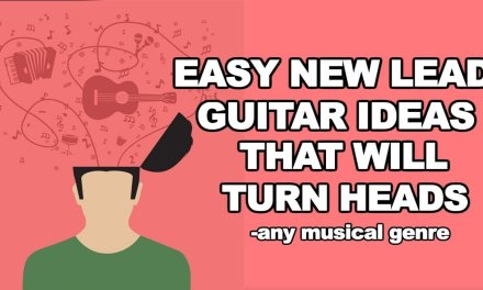 Guitar Lesson on EZ head turning lick devices and ideas – blues rock country any genre!