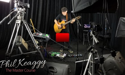 Phil Keaggy Master Course