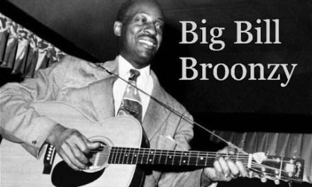 Big Bill Broonzy Guitar Lesson