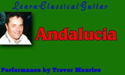 Andalucia Guitar