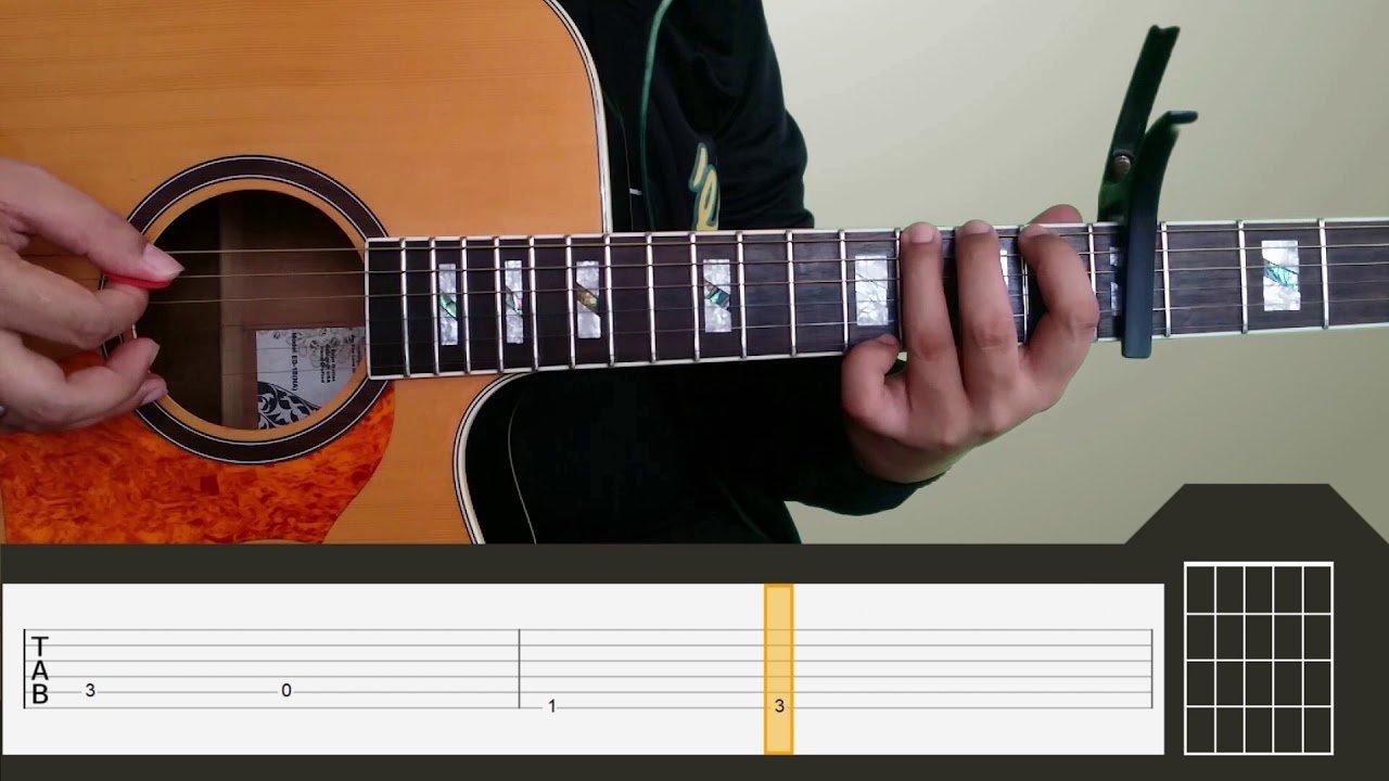 Ex Battalion Hayaan Mo Sila Guitar Tutorial Intro Riff Chords