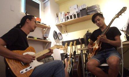 Giant Steps (Neo Soul/R&B Guitar Jam) – Az Samad & Wico Weng