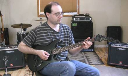 Guitar Styles: Rock Guitar – Lesson One
