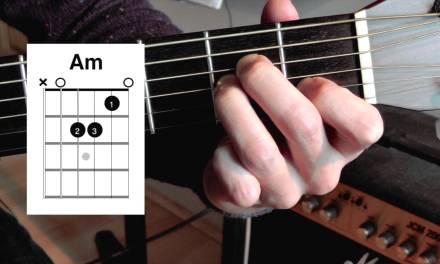 15. Minor Chords. Beginner's Guitar Lesson