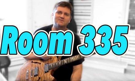 Guitar Lesson: Larry Carlton on Room 335