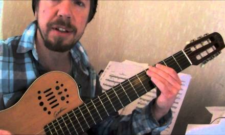Jazz Guitar Lesson #4 Poor Man's Chord Melody