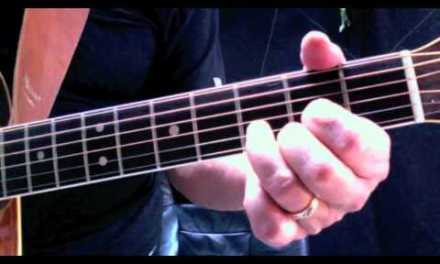 LEAVING ON A JET PLANE – Guitar Lesson