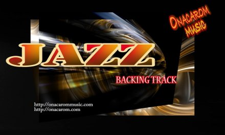 Smooth Jazz Guitar Backing Track in Bb